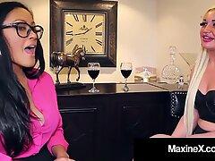 chinese Milf Maxine X Shows Step woman Skylar Harris How To jism