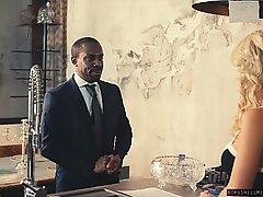hottie MEDIA gonzo FILMS Chocolate Flavour ft. CHRISTINA sparkle JOSS LESCAF