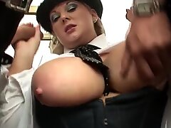 Dirty Street Worker Mom Desire Cumshot From Brother
