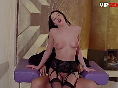 PinUpSex - Felicia Kiss Big Natural Tits Hungarian Teen Classy Fuck with Horny Lover - VIPSEXVAULT