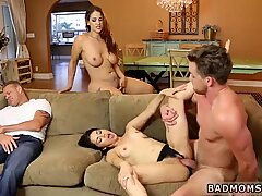 Amateur milf fucks stud As Penelope and Kyle were making out
