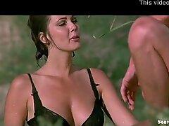 Lynda Carter Belinda Balaski Merrie Lynn Ross in Bobbie and the Outlaw 1976